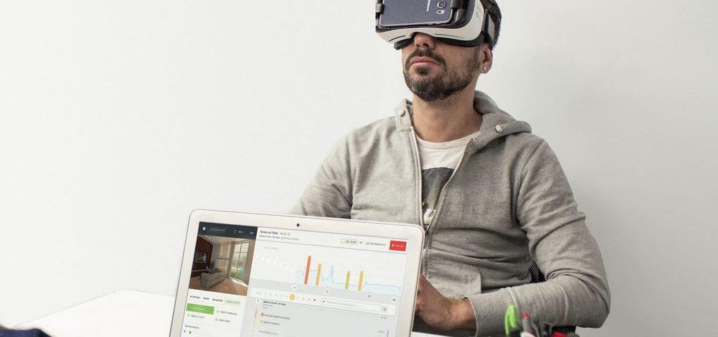Barcelona Sonia Prise Therapy Virtual Reality
